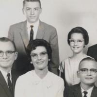 Jack Exum Family, 1964