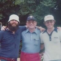 Jack Exum, Ed, And Jack Jr.