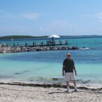 Jack Exum In Bahamas
