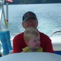 Jack Jr And Samuel (My Grandson)