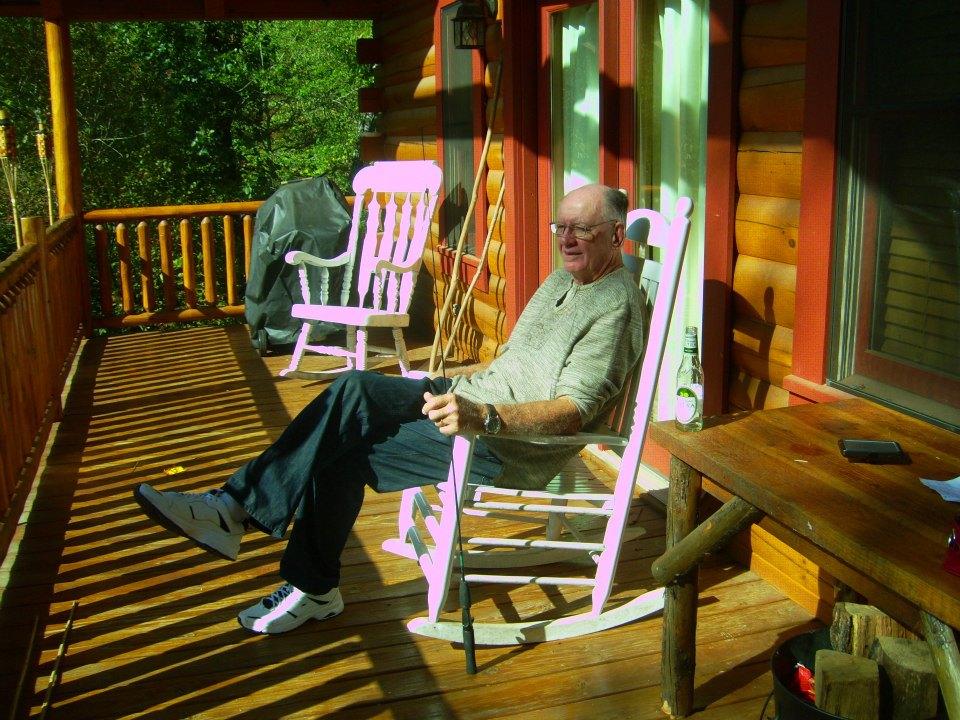 Jack Exum Relaxing in Murphy