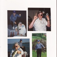 Jack Exum With Bill Tyner