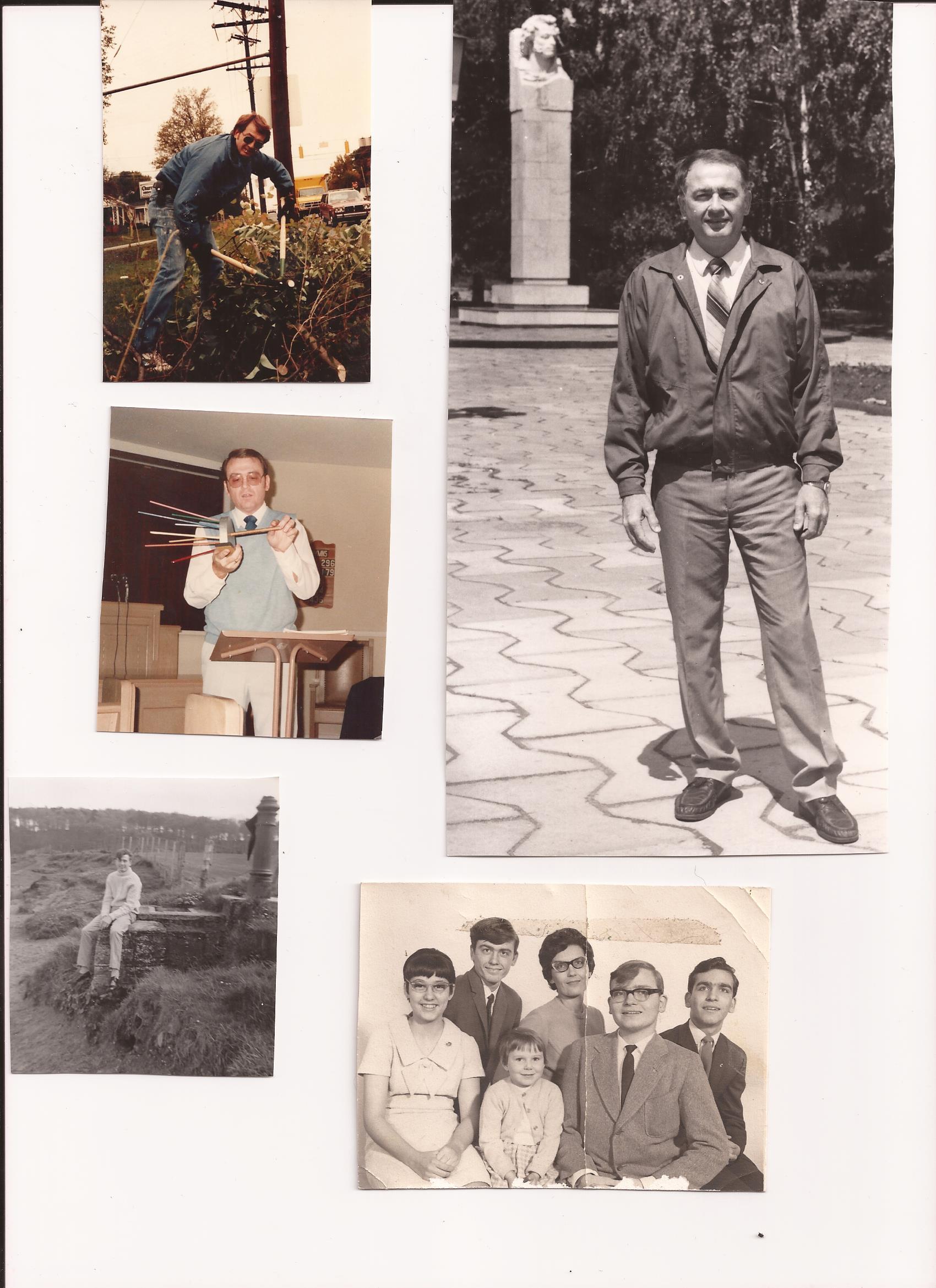 Jack Exum jr through the years
