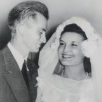 Jack and Ann Exum Wedding