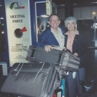 Jack And Ann Exum Travelling The World