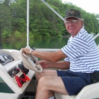 Jack Exum At The Helm
