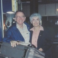 Jack Exum and Ann Exum On The Road