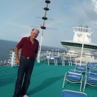 Jack Exum On A Cruise To The Bahamas