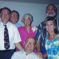 Jack Exum Jr With Dad, Mom, Ed,Sandi And Bob