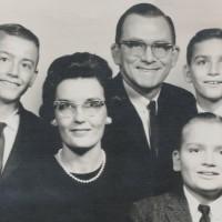 Jack Exum Family