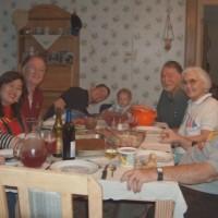 Jack Exum and Family Celebration